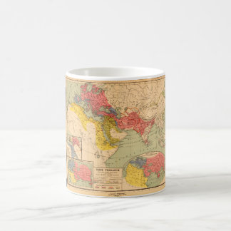 弱い世界地図27 コーヒーマグカップ