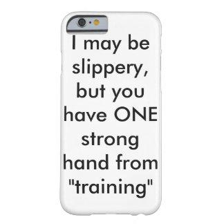 強いののための言い分 BARELY THERE iPhone 6 ケース