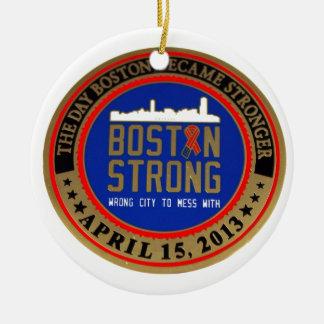 ------------------------------------強いボストン セラミックオーナメント
