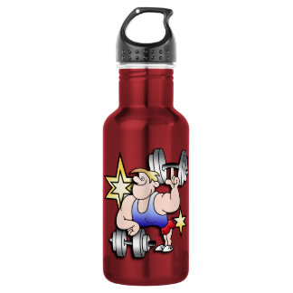 強い人 ウォーターボトル