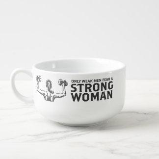 強い女性スープマグ スープマグ