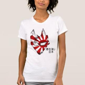 強い滞在日本 Tシャツ
