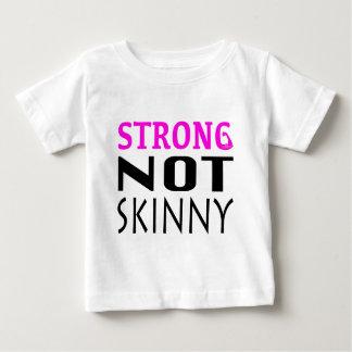 強い細くない ベビーTシャツ
