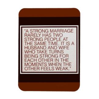 強い結婚 マグネット
