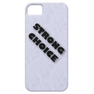 強い選択- iPhone 5の場合 iPhone SE/5/5s ケース