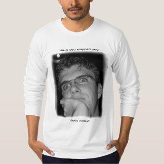 強く打たれたJoey Tシャツ