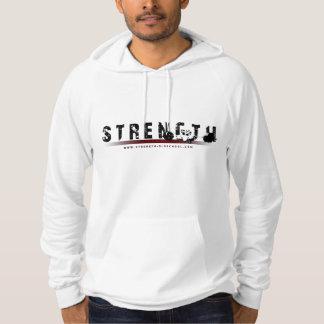 強さのOldschoolのボディビルのフリースのフード付きスウェットシャツ パーカ
