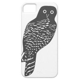 強力なフクロウの電話箱 iPhone SE/5/5s ケース