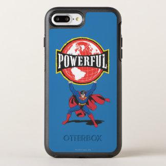 強力な世界のスーパーマン オッターボックスシンメトリーiPhone 8 PLUS/7 PLUSケース