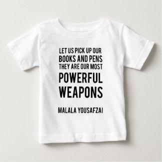 強力な武器 ベビーTシャツ