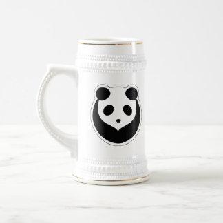 強大なパンダ ビールジョッキ