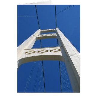 強大なマキナック橋の労働者の日2005 2 カード