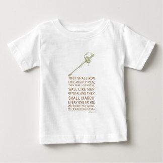 強大な人 ベビーTシャツ