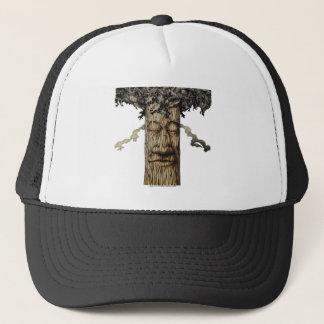 強大な木の上表紙 キャップ