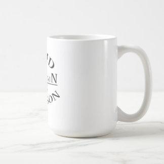 """""""強大な""""デイヴィッドSampsonのレスリングのコーヒー・マグ コーヒーマグカップ"""