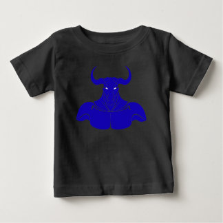 強大なMinotaur -海軍 ベビーTシャツ
