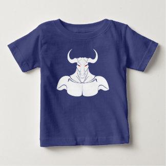 強大なMinotaur -白 ベビーTシャツ