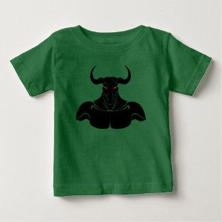 強大なMinotaur -黒 ベビーTシャツ