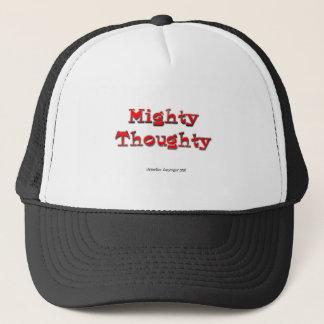 強大なThoughty キャップ