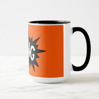 強打のマグ マグカップ