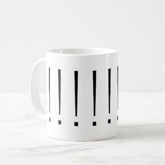 強打強打強打(Sans Serif) コーヒーマグカップ