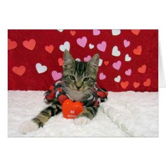強盗のバレンタインのカード(3350) カード
