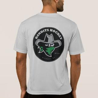 強盗のホッケーチームのスポーツTek T Tシャツ