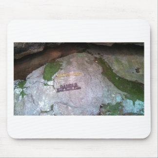 強盗の洞窟の州立公園 マウスパッド