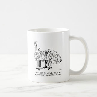 強盗の漫画4881 コーヒーマグカップ