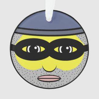 強盗の顔 オーナメント