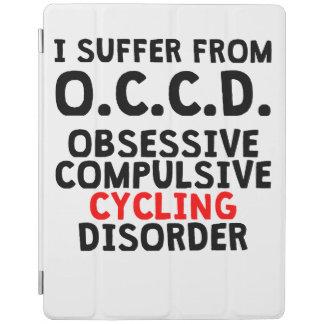 強迫性のサイクリングの無秩序 iPadスマートカバー