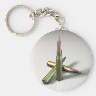 弾丸の弾薬 キーホルダー