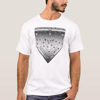 弾丸の証拠の背教者のエニグマの頂上のTシャツ Tシャツ