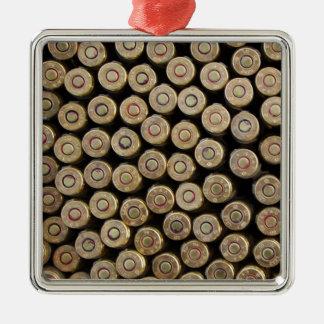 弾丸、弾薬 メタルオーナメント