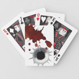 弾痕カード、版権カレンJウィリアムス バイスクルトランプ