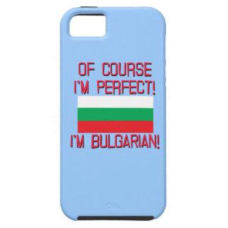 当然私は完全、私ですブルガリア語です! iPhone SE/5/5s ケース