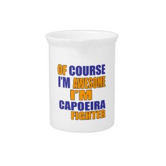 当然私はCapoeiraの戦闘機です ピッチャー