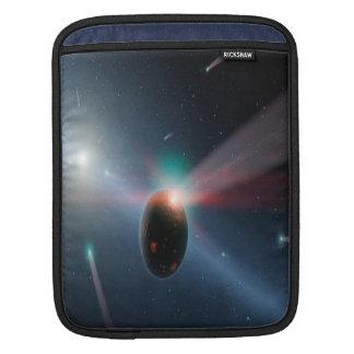 彗星の嵐 iPadスリーブ