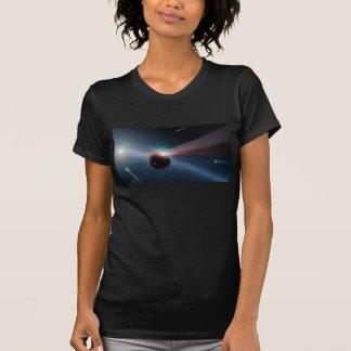 彗星の嵐 Tシャツ