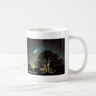 彗星丈夫なBoppおよび木、コーヒー・マグ/コップ コーヒーマグカップ