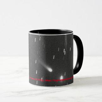 彗星C/2015 V2 (ジョンソン) マグカップ
