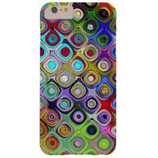 形の抽象的なスペクトル BARELY THERE iPhone 6 PLUS ケース