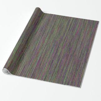 彩度のデニムの一見 ラッピングペーパー