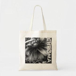 彩度の創造的な正方形の植物のバッグ トートバッグ