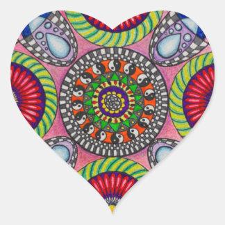 彩度のsappHoによる催眠 ハートシール