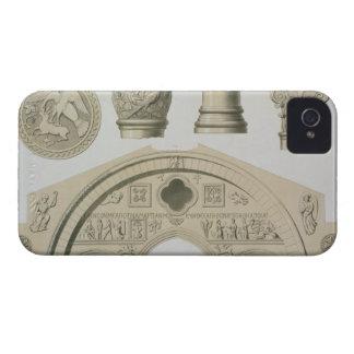 彫られたアーチの詳細およびSt.からのコラム Case-Mate iPhone 4 ケース