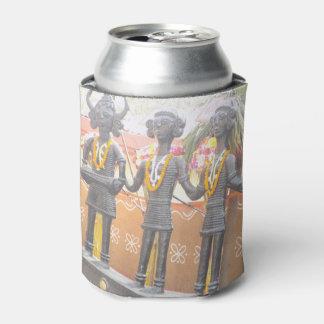 彫像の子供のエンターテイメントのピクニックフェスティバルインド 缶クーラー