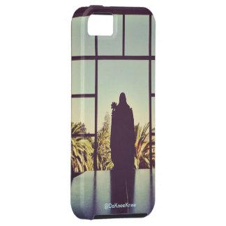 彫像のIphone精神的な5の場合 iPhone SE/5/5s ケース