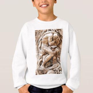 彫像 スウェットシャツ