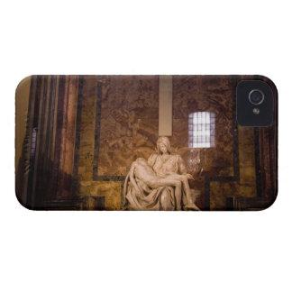 彫像、バチカン、ローマ、イタリア Case-Mate iPhone 4 ケース